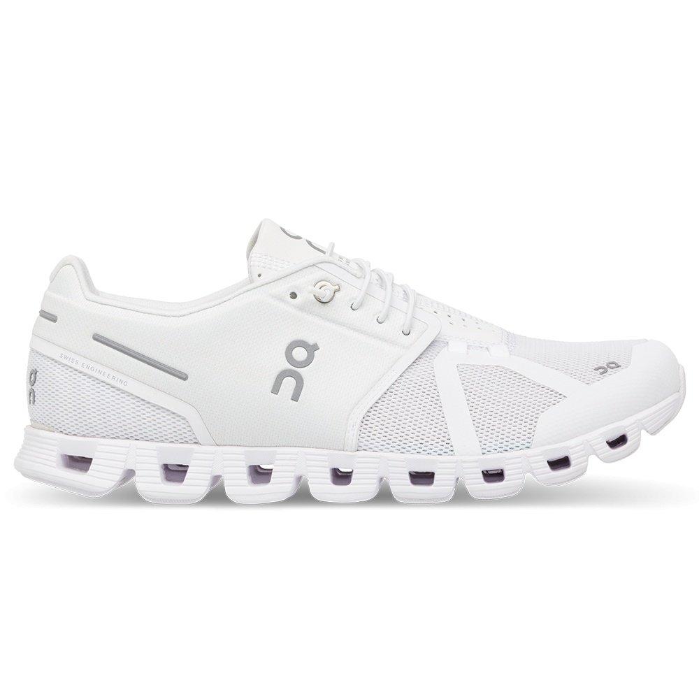 On Cloud Running Shoe (Women's) - All White