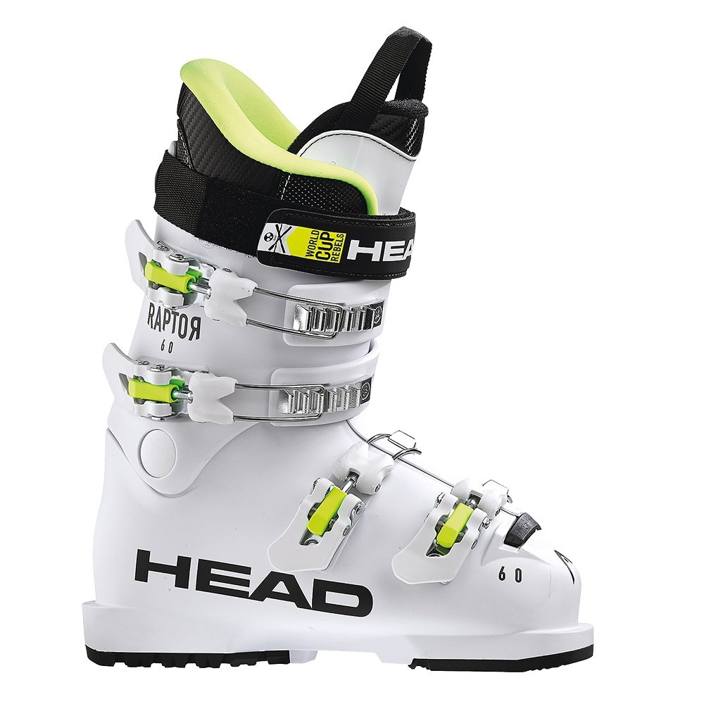 Head Raptor 60 Ski Boot (Kids') - White