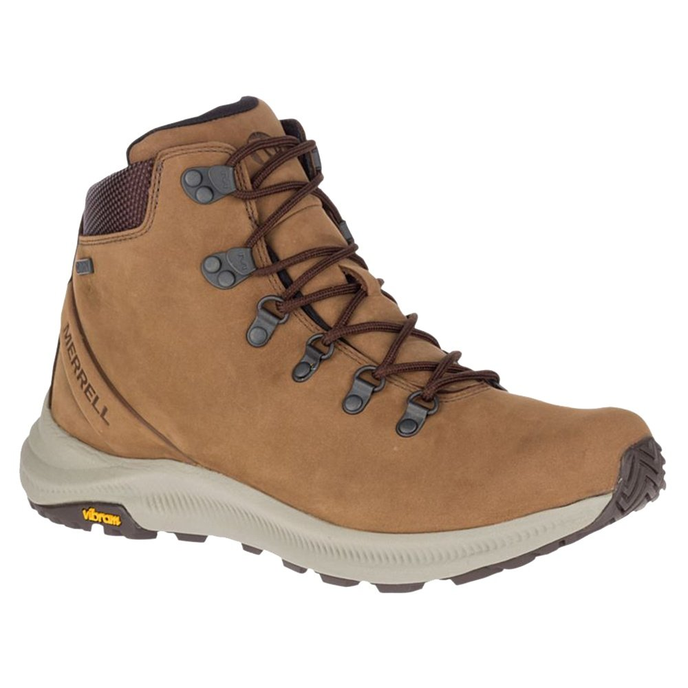 Merrell Ontario Mid Hiking Boot (Men's) - Dark Earth