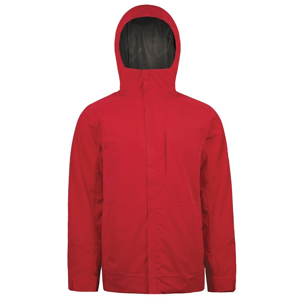 Boulder Gear Alpha Tech Insulated Ski Jacket (Men's) - Crimson Red