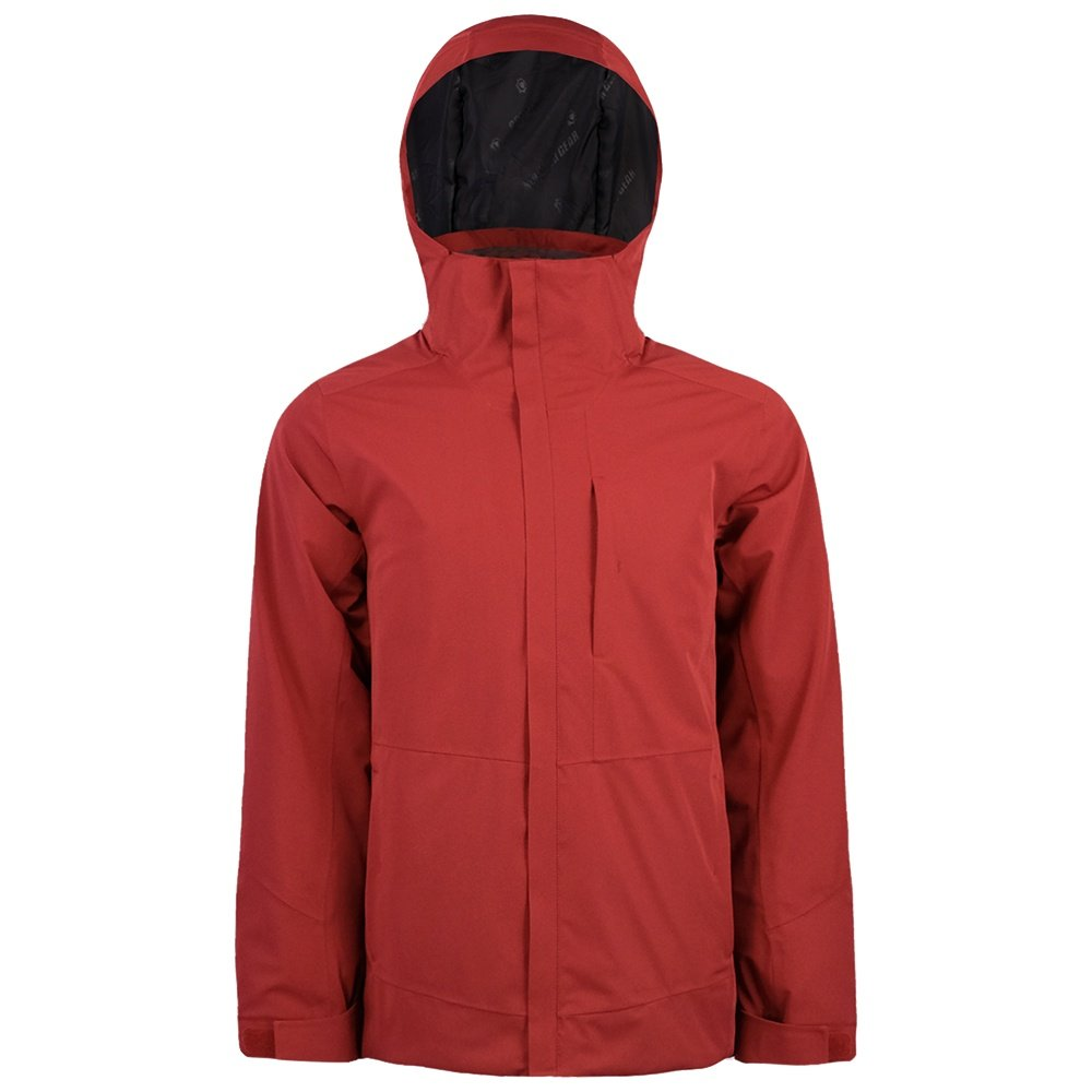 Boulder Gear Alpha Tech Insulated Ski Jacket (Men's) - Chili Pepper