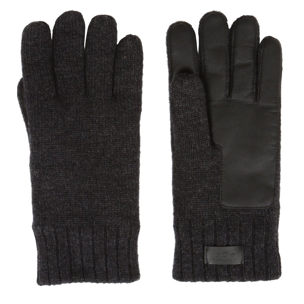 UGG Knit and Leather Glove (Men's) -