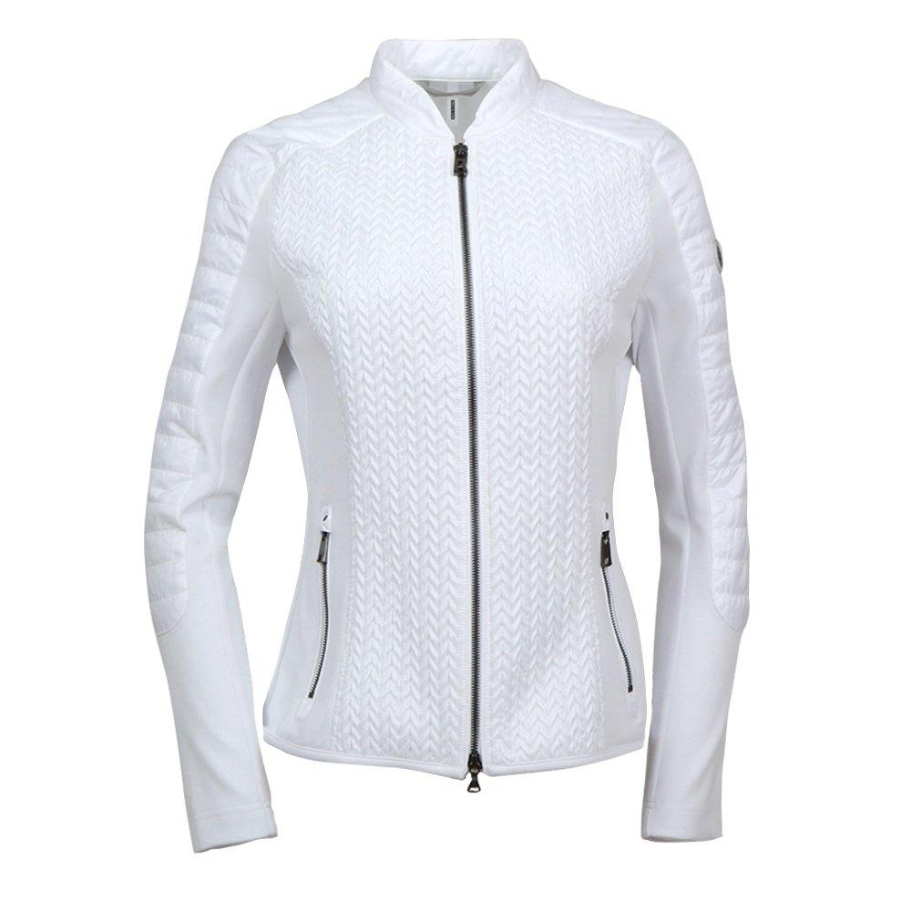 Bogner Mella Full Zip Jacket (Women's) - White