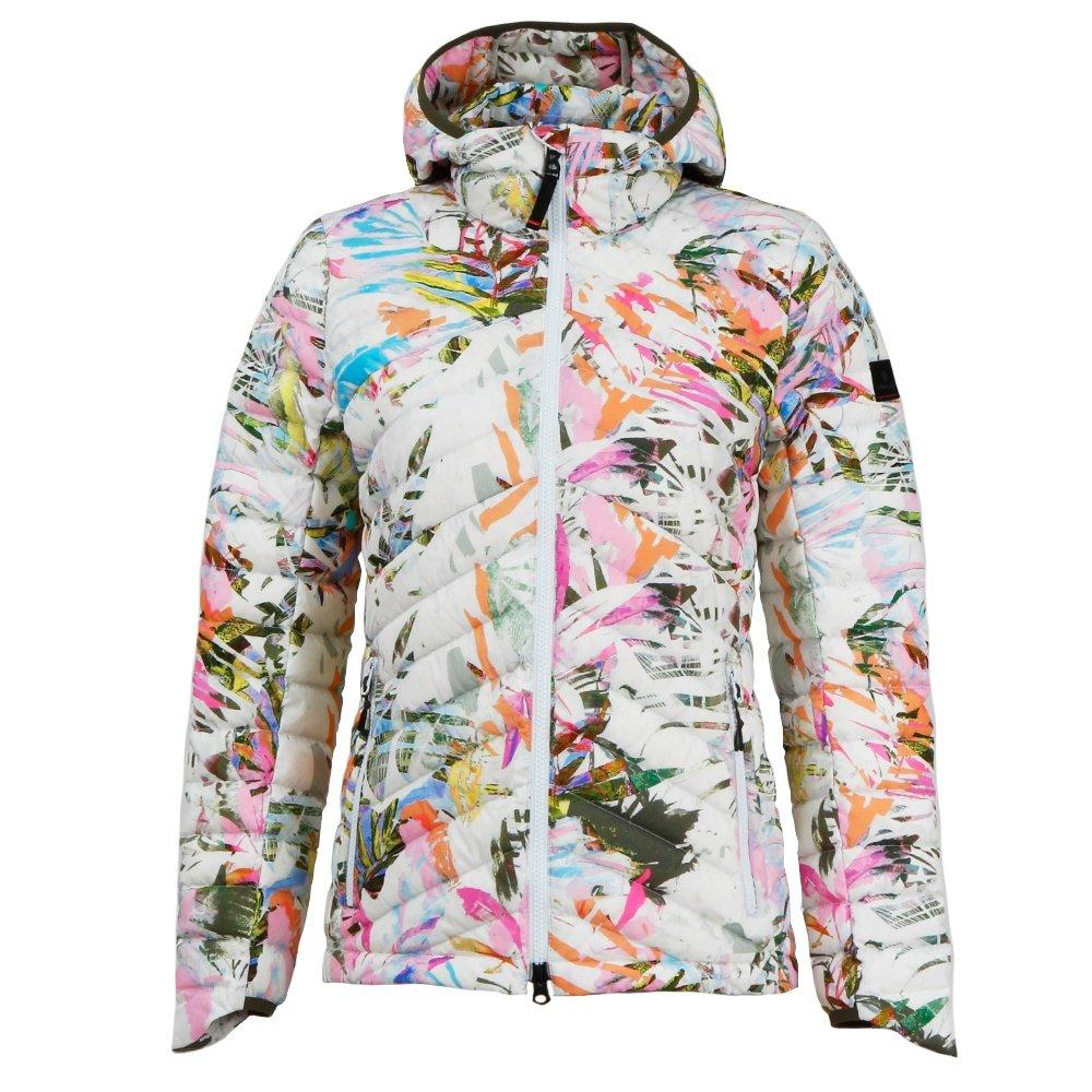Bogner Fire + Ice Franny-D Down Jacket (Women's) - Palm Print