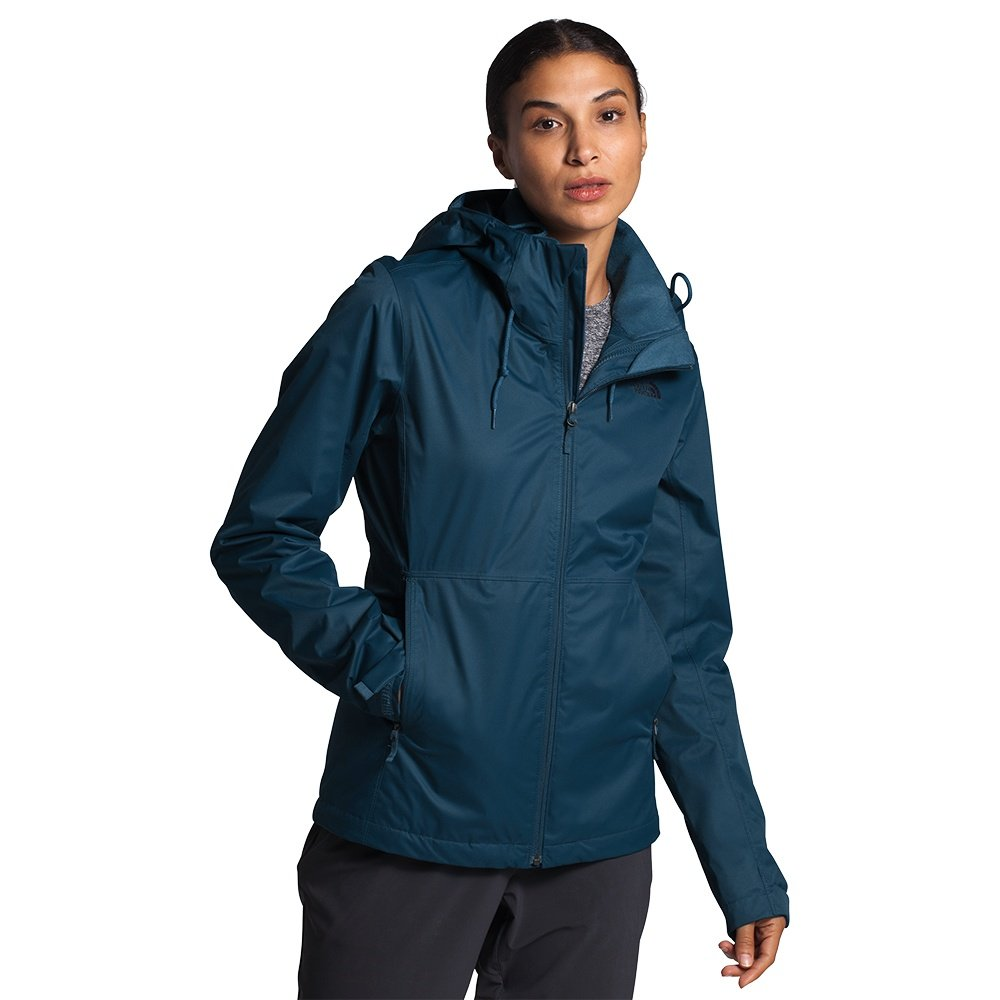 The North Face Arrowood Triclimate Jacket (Women's) - Blue Wing Teal