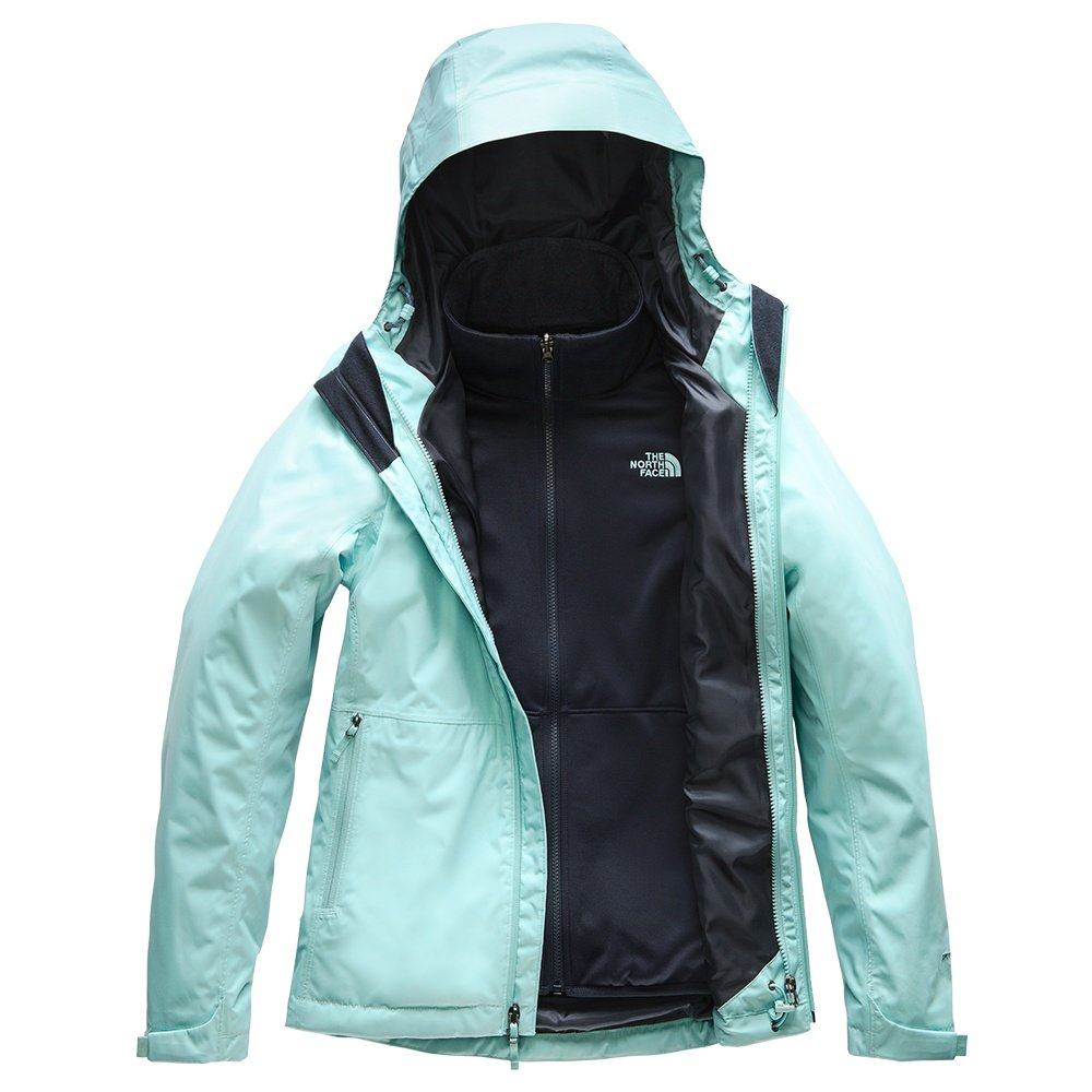 The North Face Arrowood Triclimate Jacket (Women's) - Canal Blue/Canal