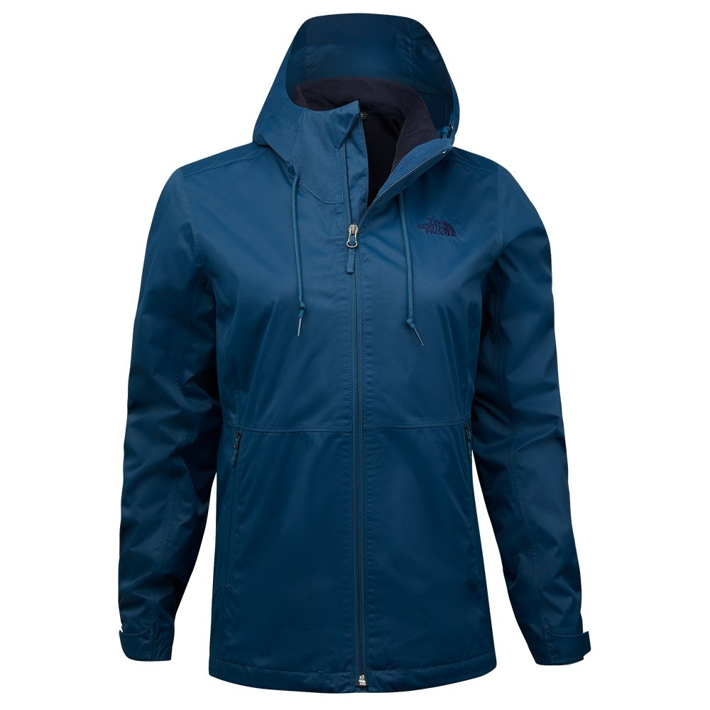 The North Face Arrowood Triclimate Jacket (Women's) - Monterey Blue/Aviator Navy