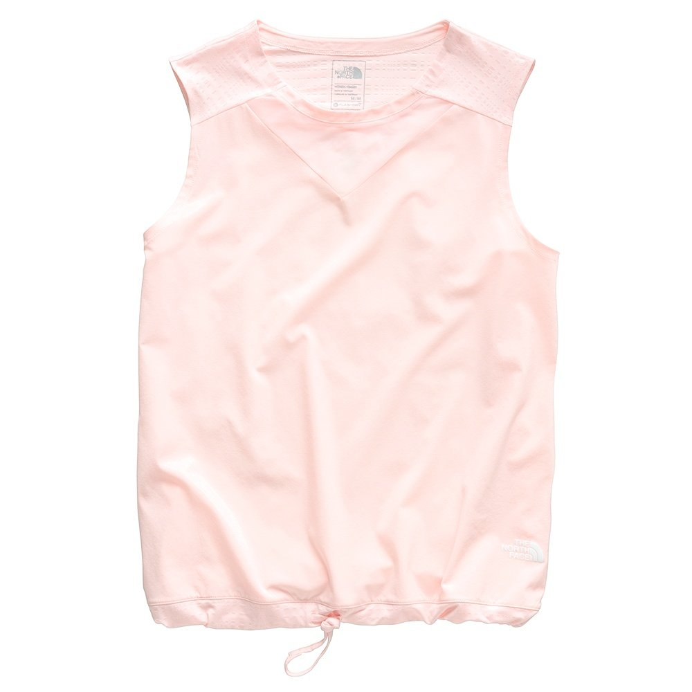 The North Face Dayology Cinch Tank (Women's) - Pink Salt