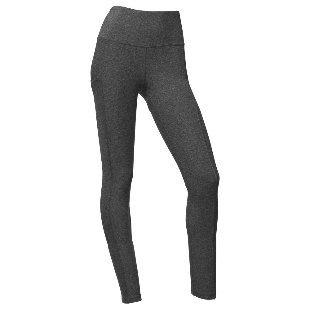 The North Face Motivation High-Rise Pocket Tight (Women's) - TNF Dark Grey Heather