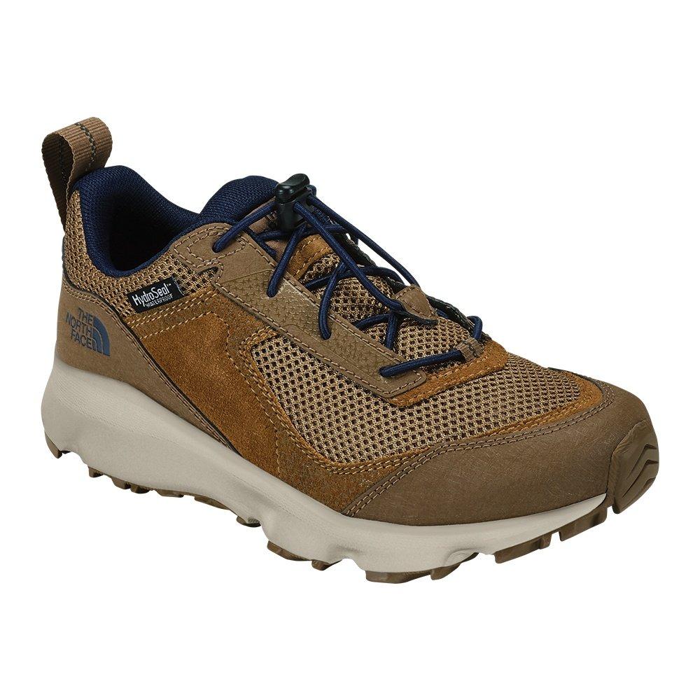 The North Face Hedgehog Waterproof Hiker II Boot (Kids') - Utility Brown/Cosmic Blue