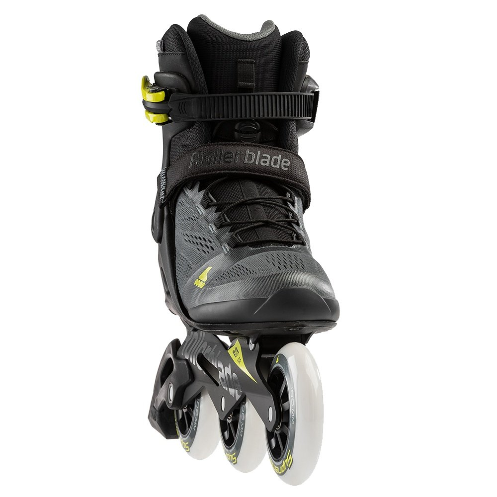 Rollerblade Macroblade 100 3WD Inline Skate (Men's) - Anthracite