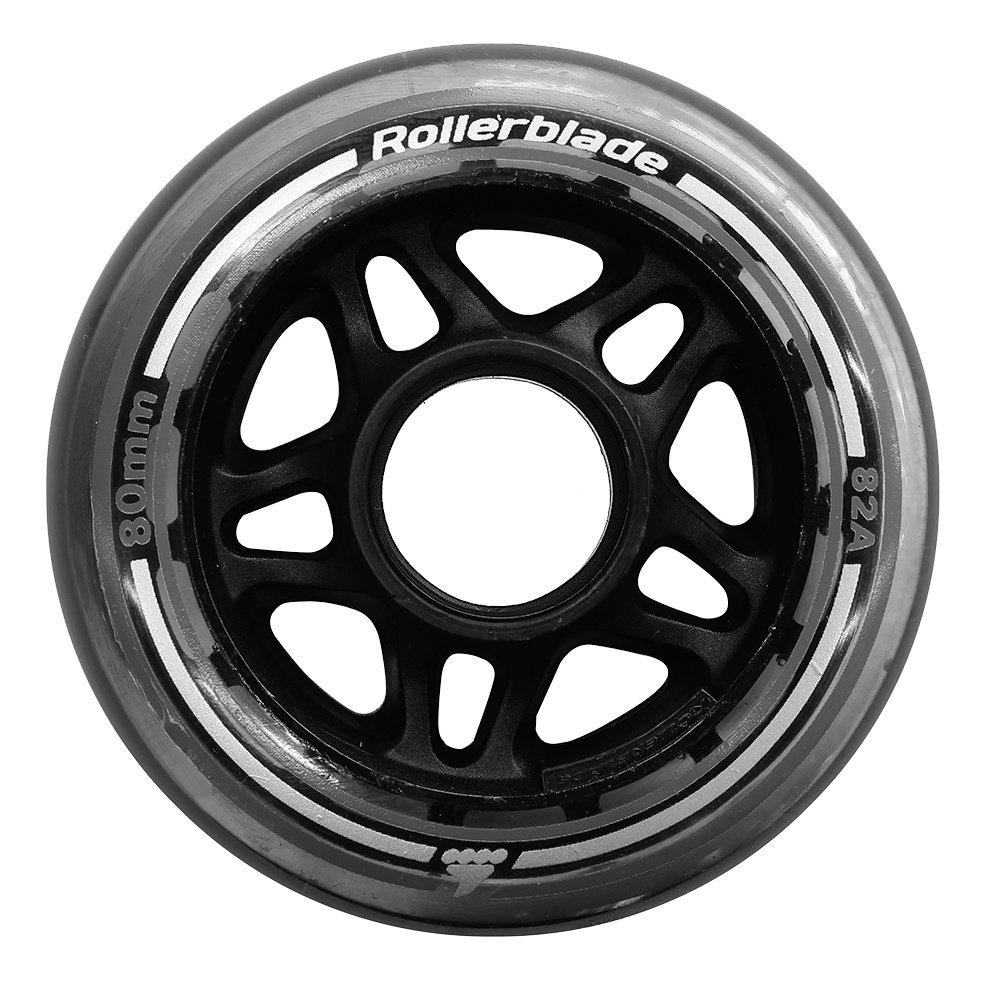 Rollerblade 80mm Inline Skate Wheel 8-Pack -