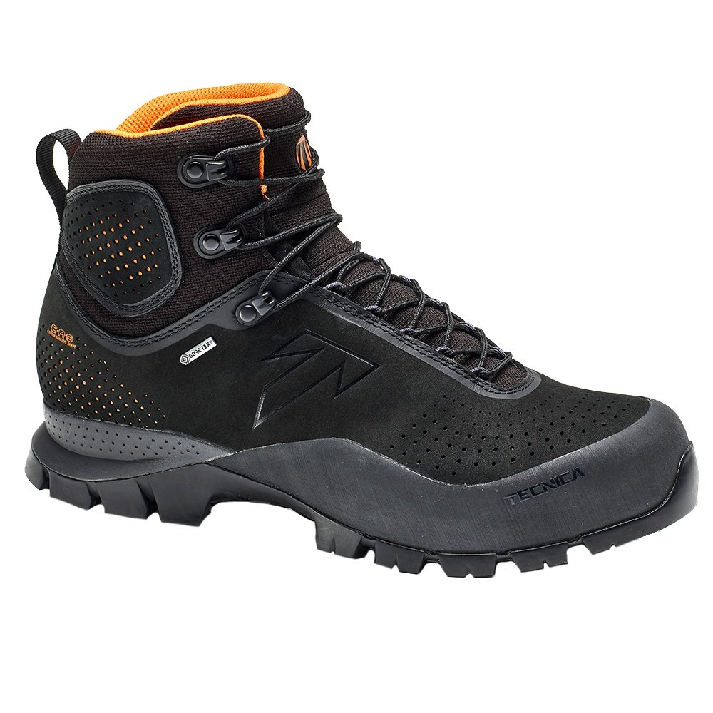 Tecnica Forge GORE-TEX Hiking Boot (Men's) - Black/Orange