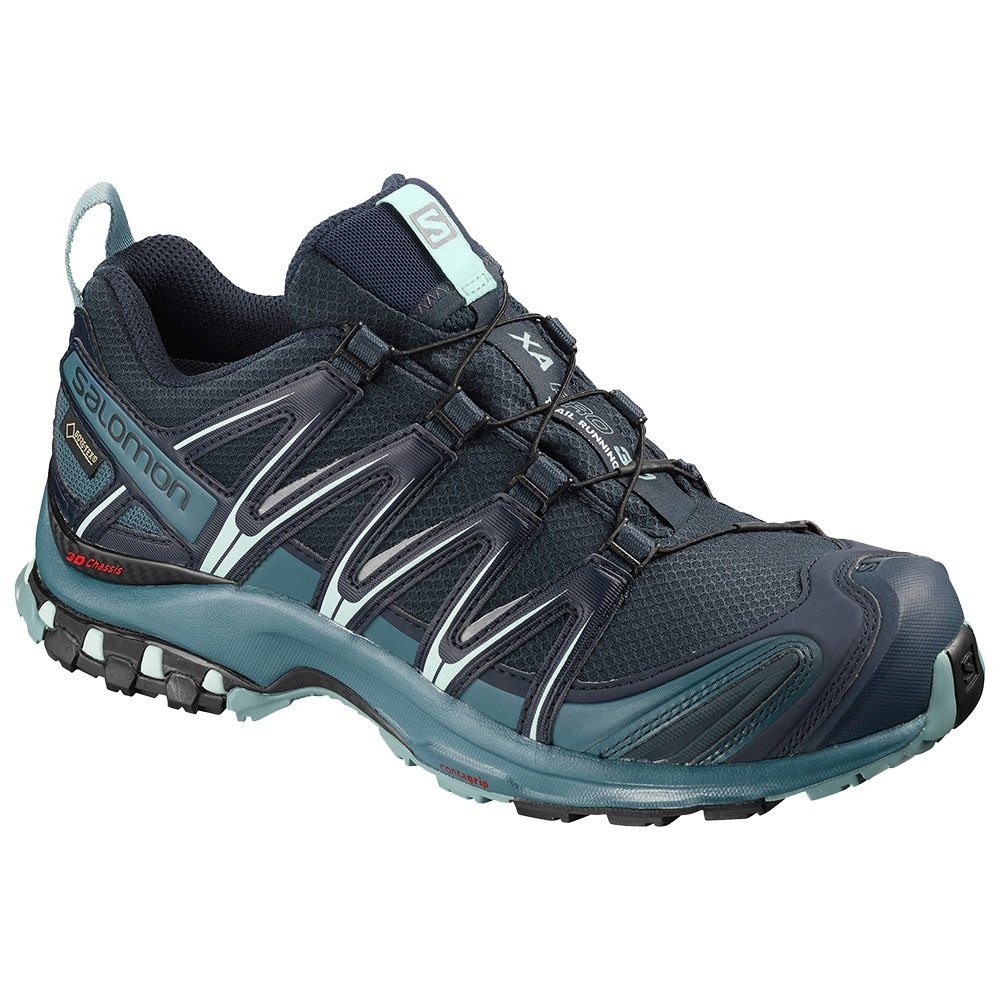 Salomon XA Pro 3D GORE-TEX Trail Running Shoe (Women's) - Navy