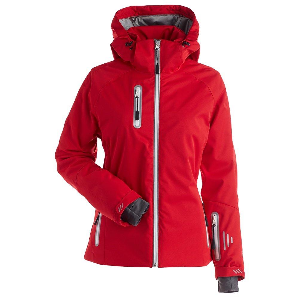 Nils Nicole Insulated Ski Jacket (Women's) - Red