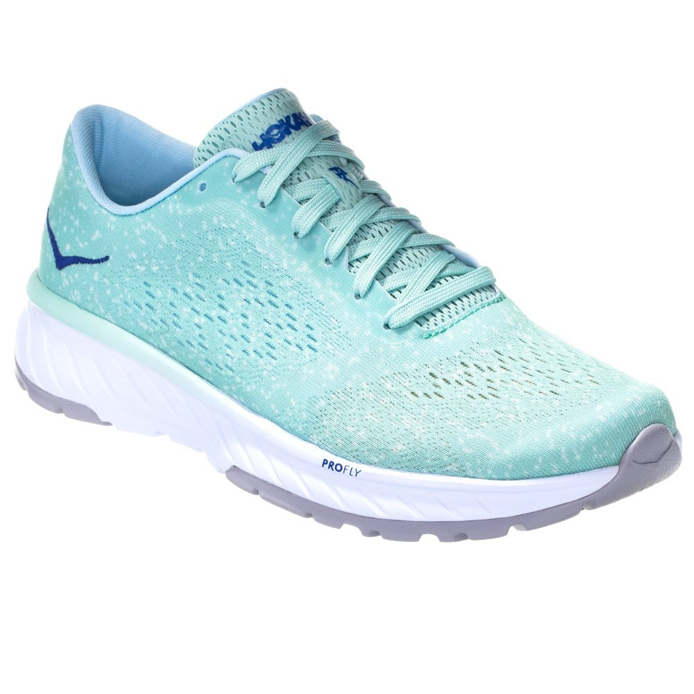 Hoka One One Cavu 2 Running Shoe (Women's) - Lichen/Sodalite Blue