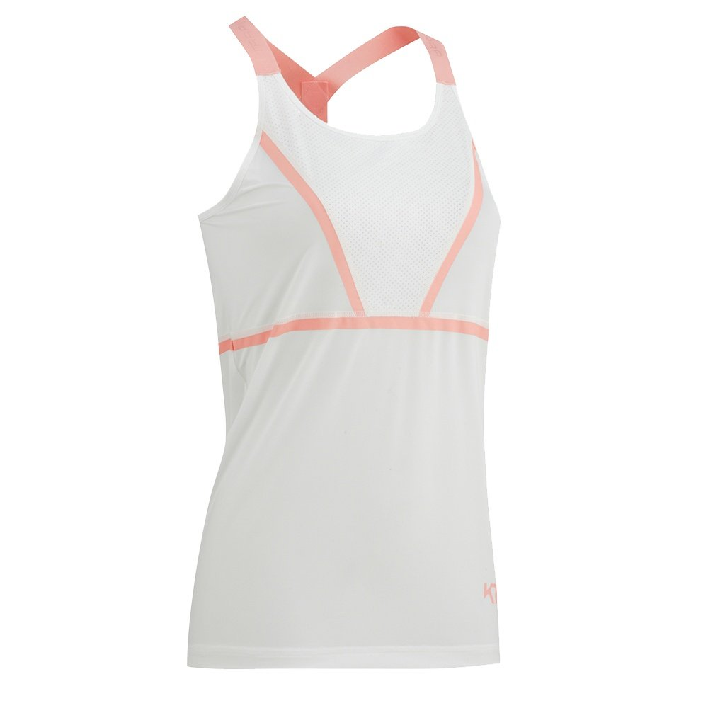 Kari Traa Elisa Running Shirt (Women's) - B White