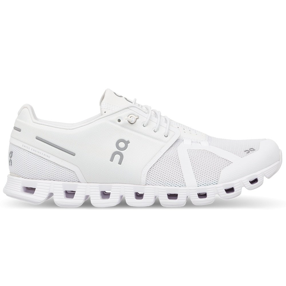On Cloud Running Shoe (Men's) - All White