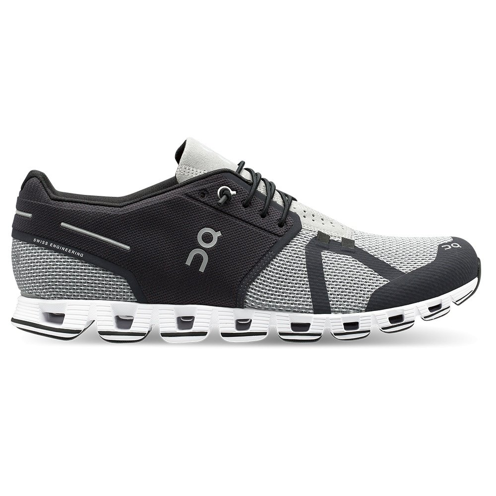 On Cloud Running Shoe (Men's) - Black/Slate