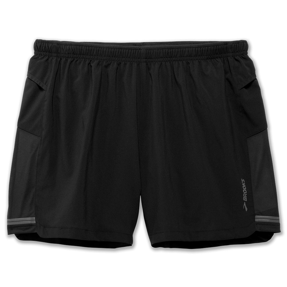 Brooks Sherpa Short (Men's) - Black