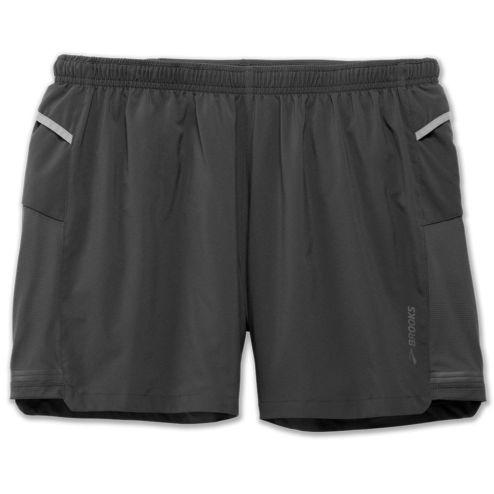 Brooks Sherpa Short (Men's) - Asphalt