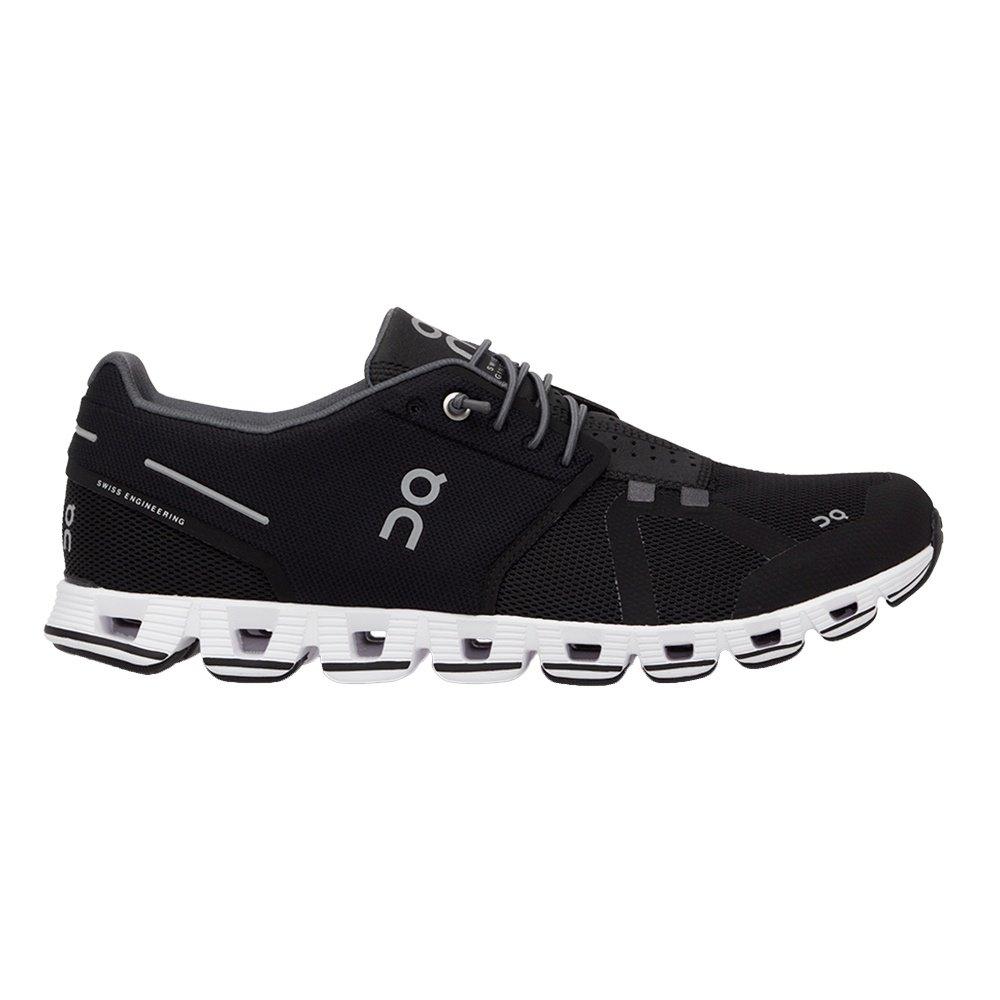 On Cloud Running Shoe (Men's) - Black/White