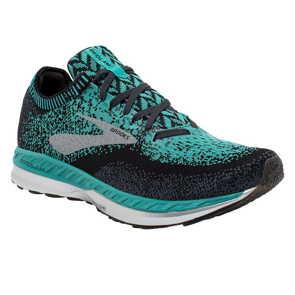 Brooks Bedlam Running Shoe (Women's) - Teal/Black/Ebony