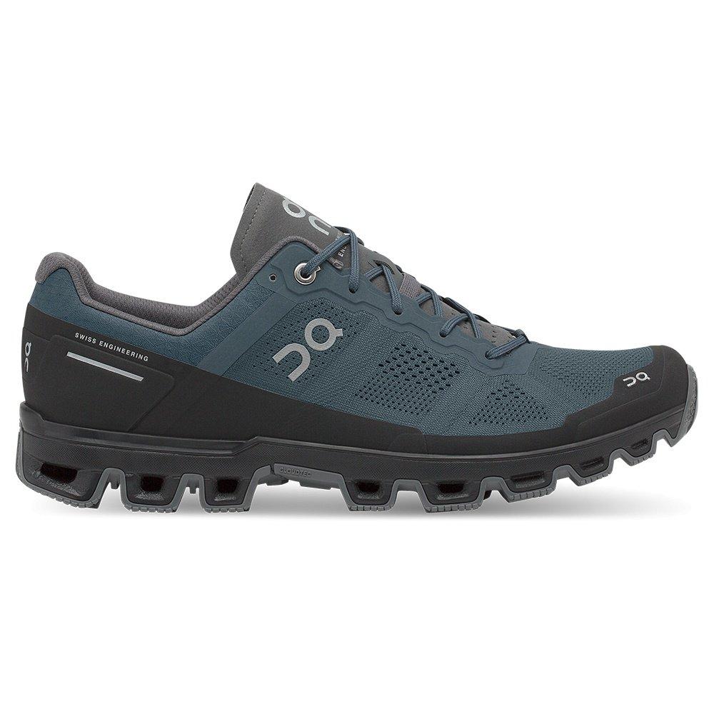 On Cloudventure II Running Shoe (Men's) - Shadow/Rock