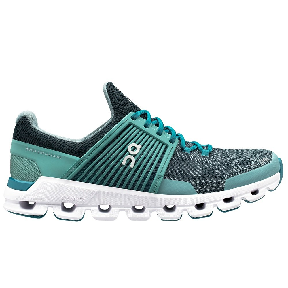 On Cloudswift Running Shoe (Women's) - Teal/Storm