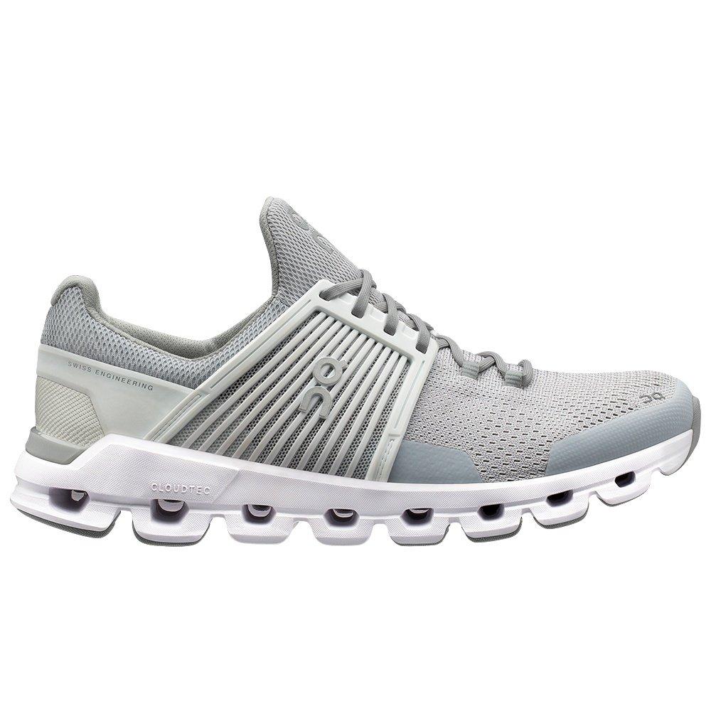 On Cloudswift Running Shoe (Women's) - Glacier/White