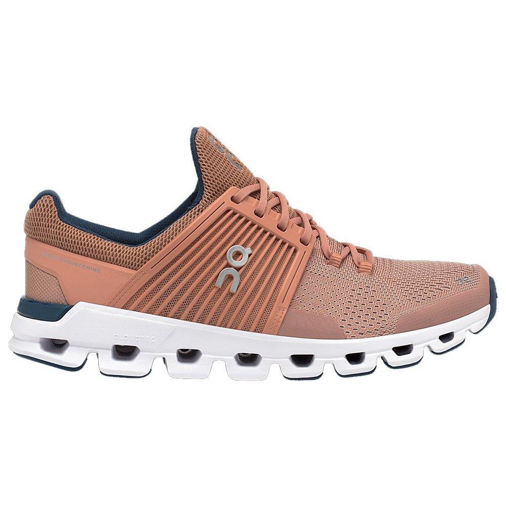 On Cloudswift Running Shoe (Women's) - Blush/Denim