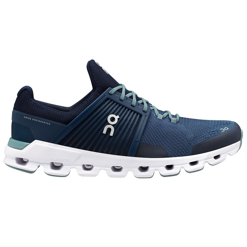 On Cloudswift Running Shoe (Men's) - Denim/Midnight