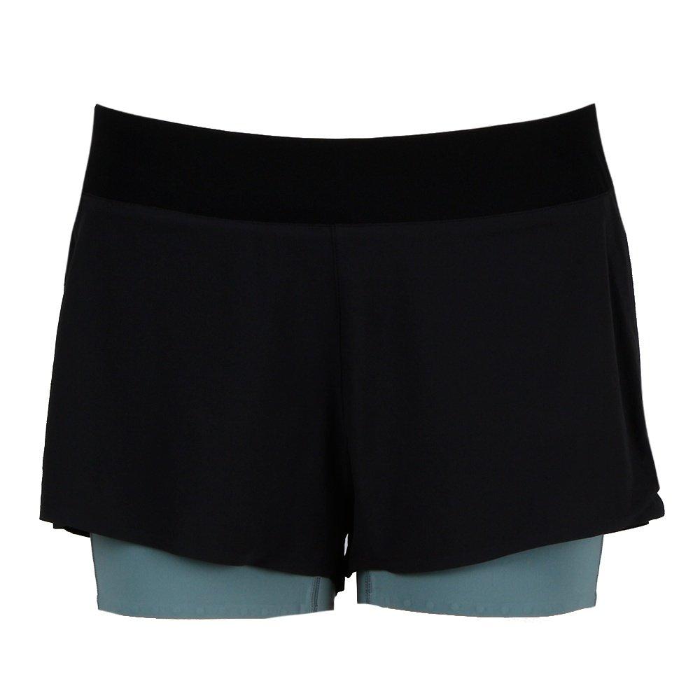 On Running Short (Women's) - Black/Sea