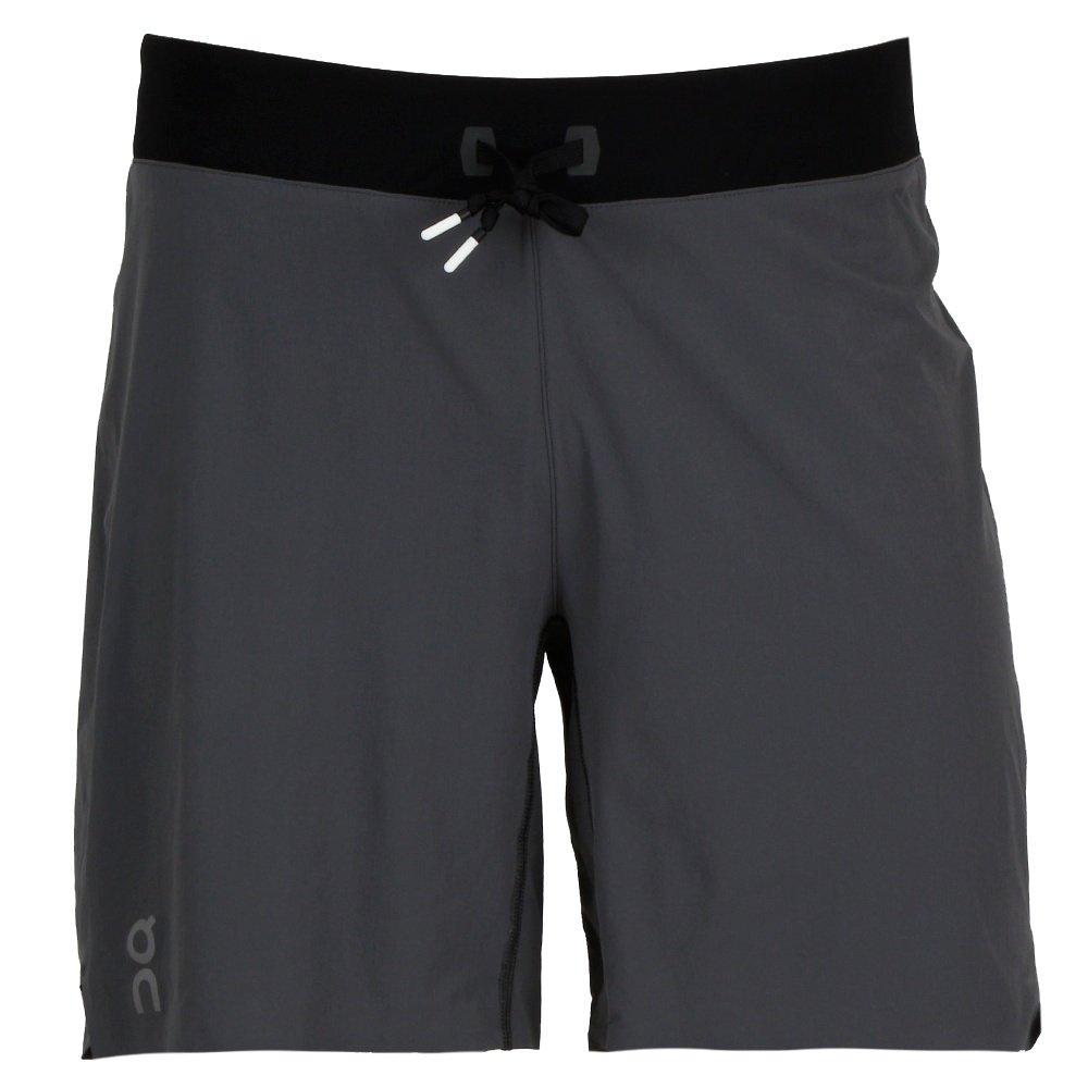 On Lightweight Running Short (Men's) - Shadow/Black