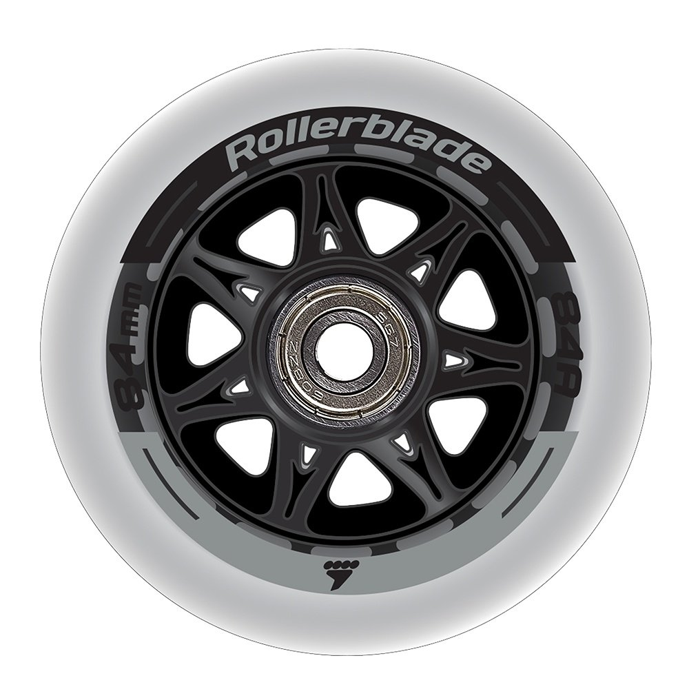 Rollerblade 84mm SG7 Wheel Kit -