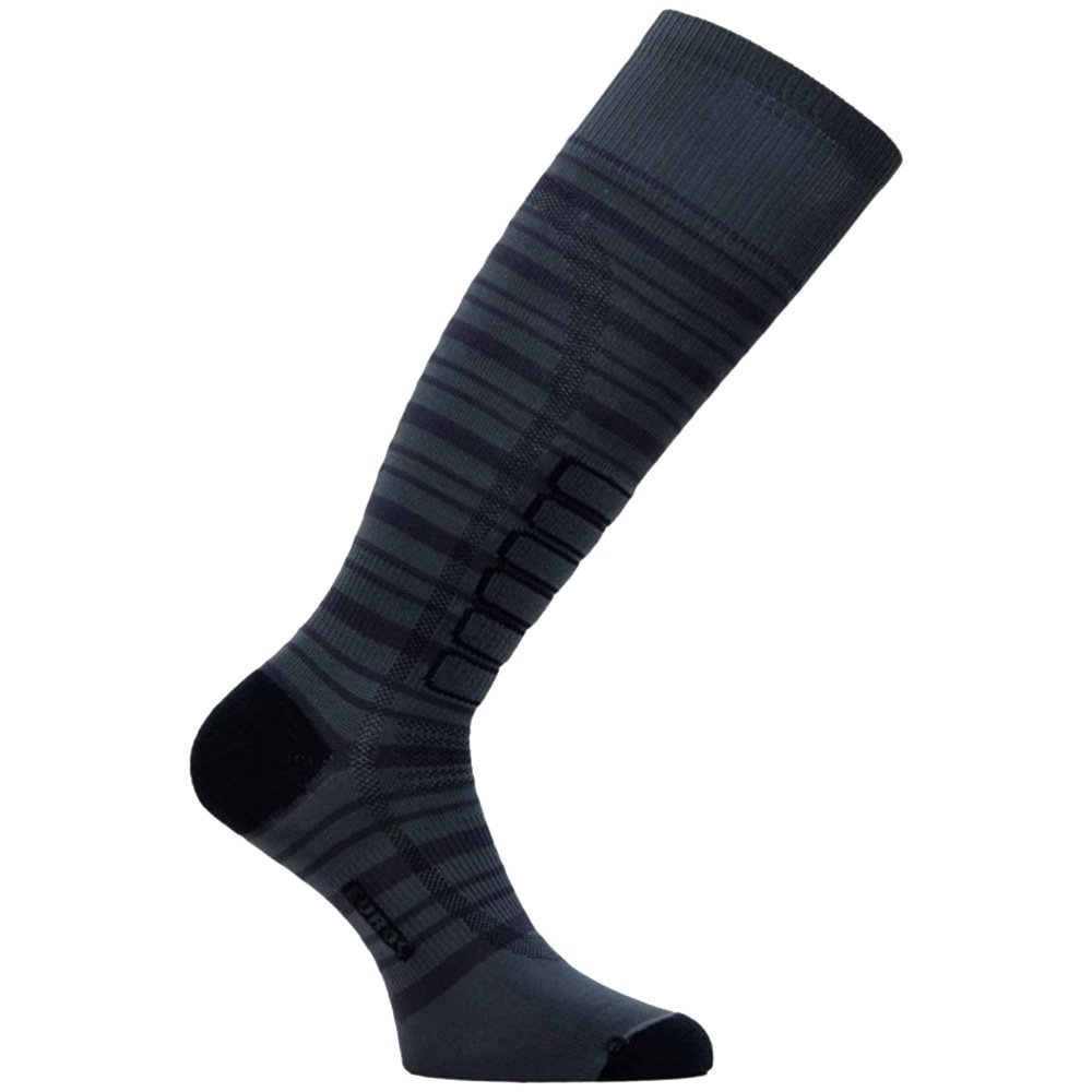 Euro Socks Silver Light Ski Sock (Men's) - Black
