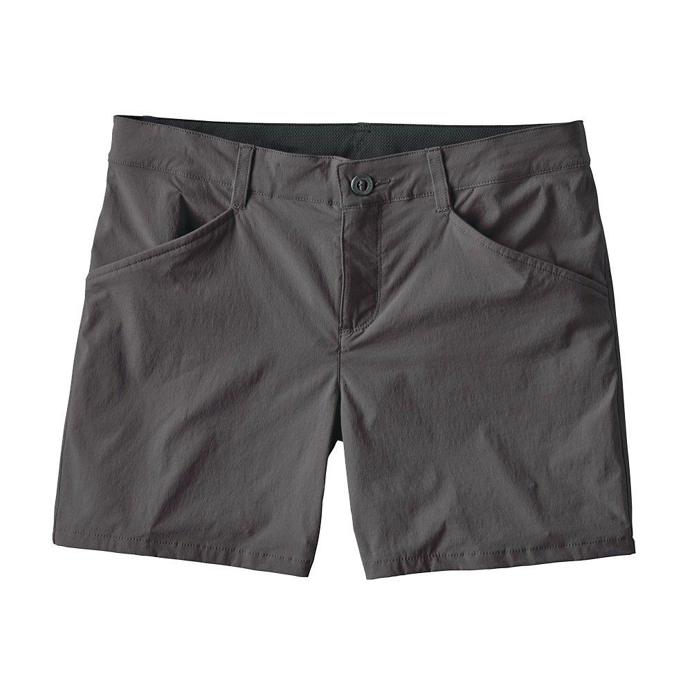 Patagonia Quandary Short (Women's) - Forge Grey/Black