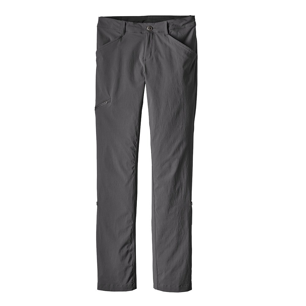 Patagonia Quandary Short Inseam Pant (Women's) - Forge Grey
