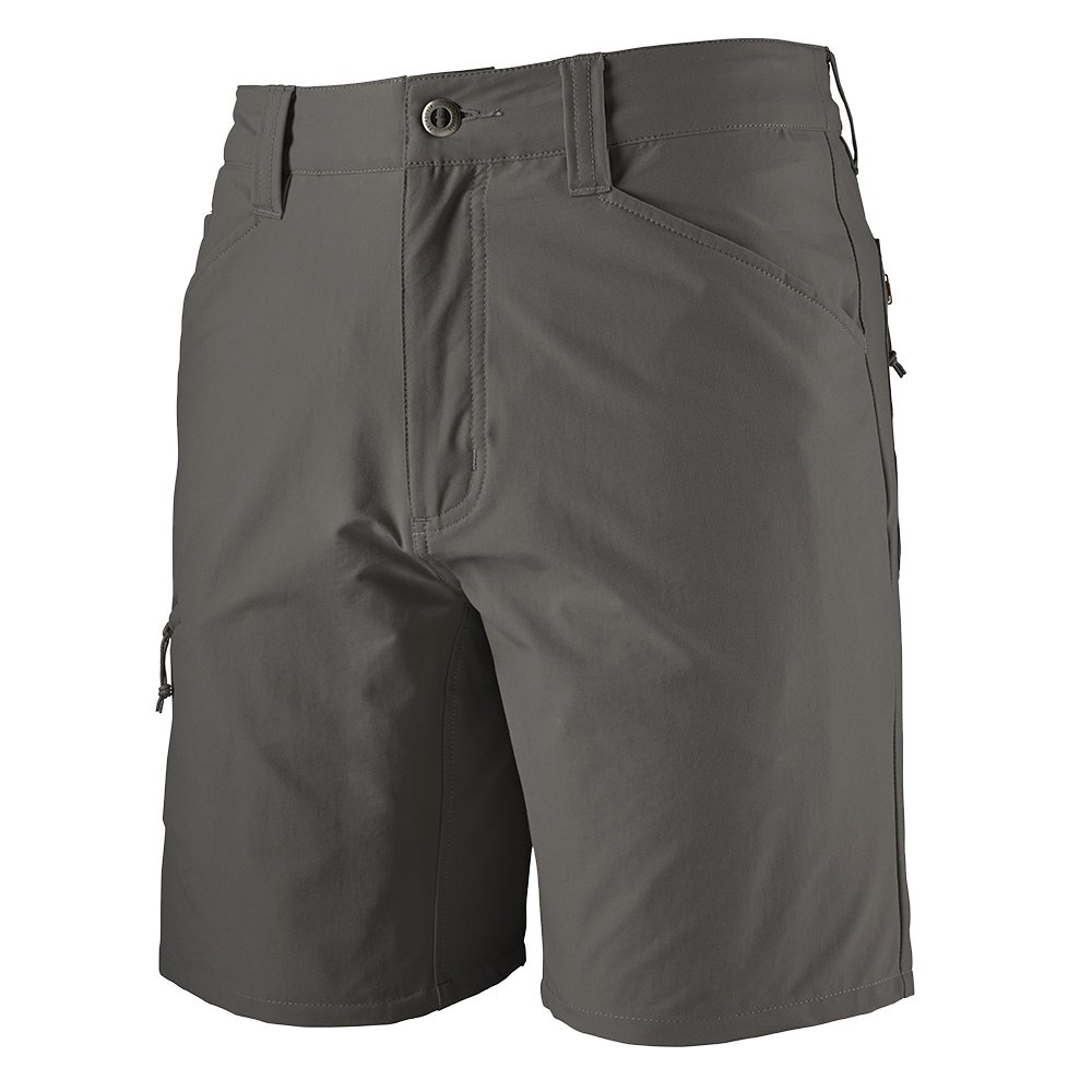 Patagonia Quandary Short (Men's) - Forge Grey/Black