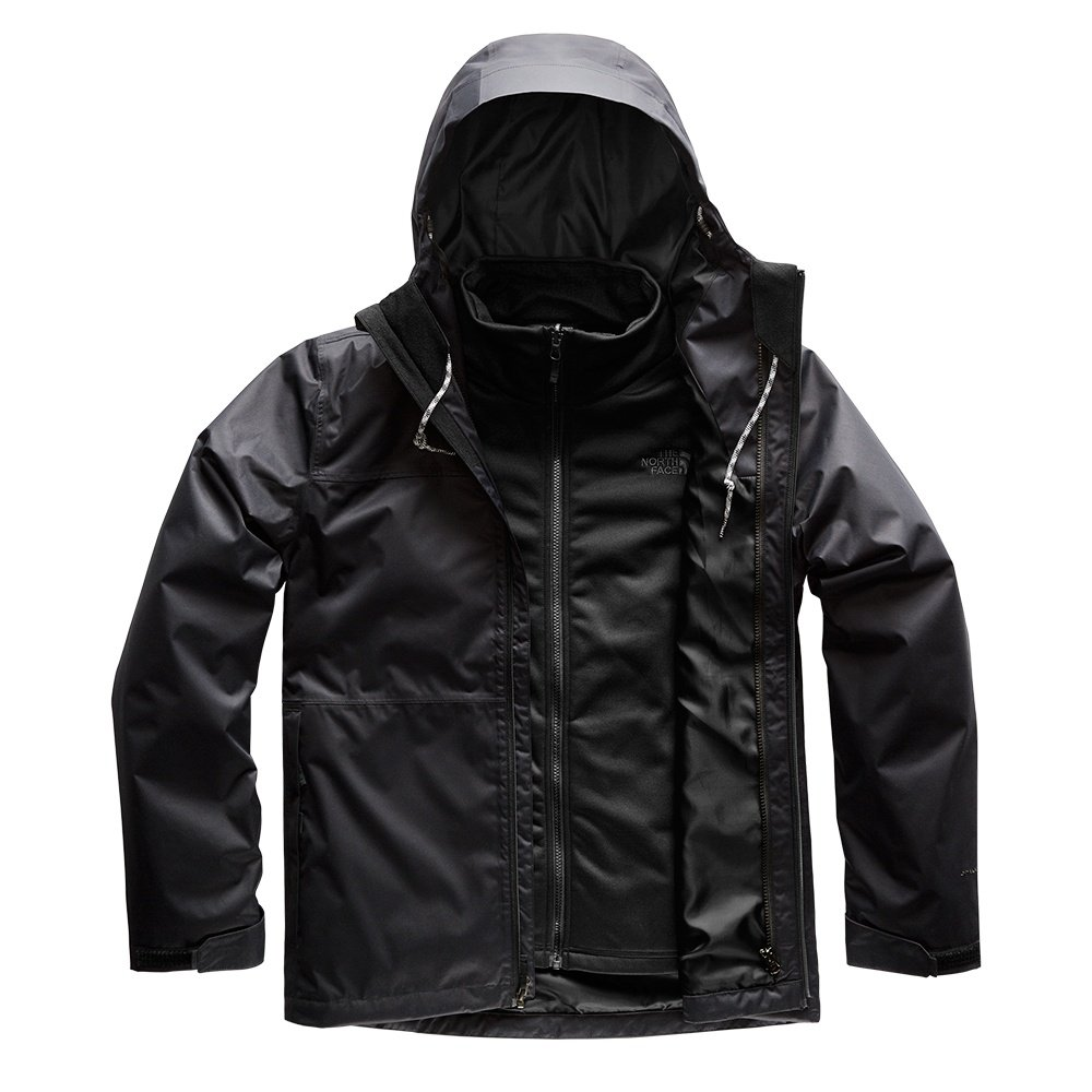 The North Face Arrowood Triclimate Jacket (Men's) - TNF Black