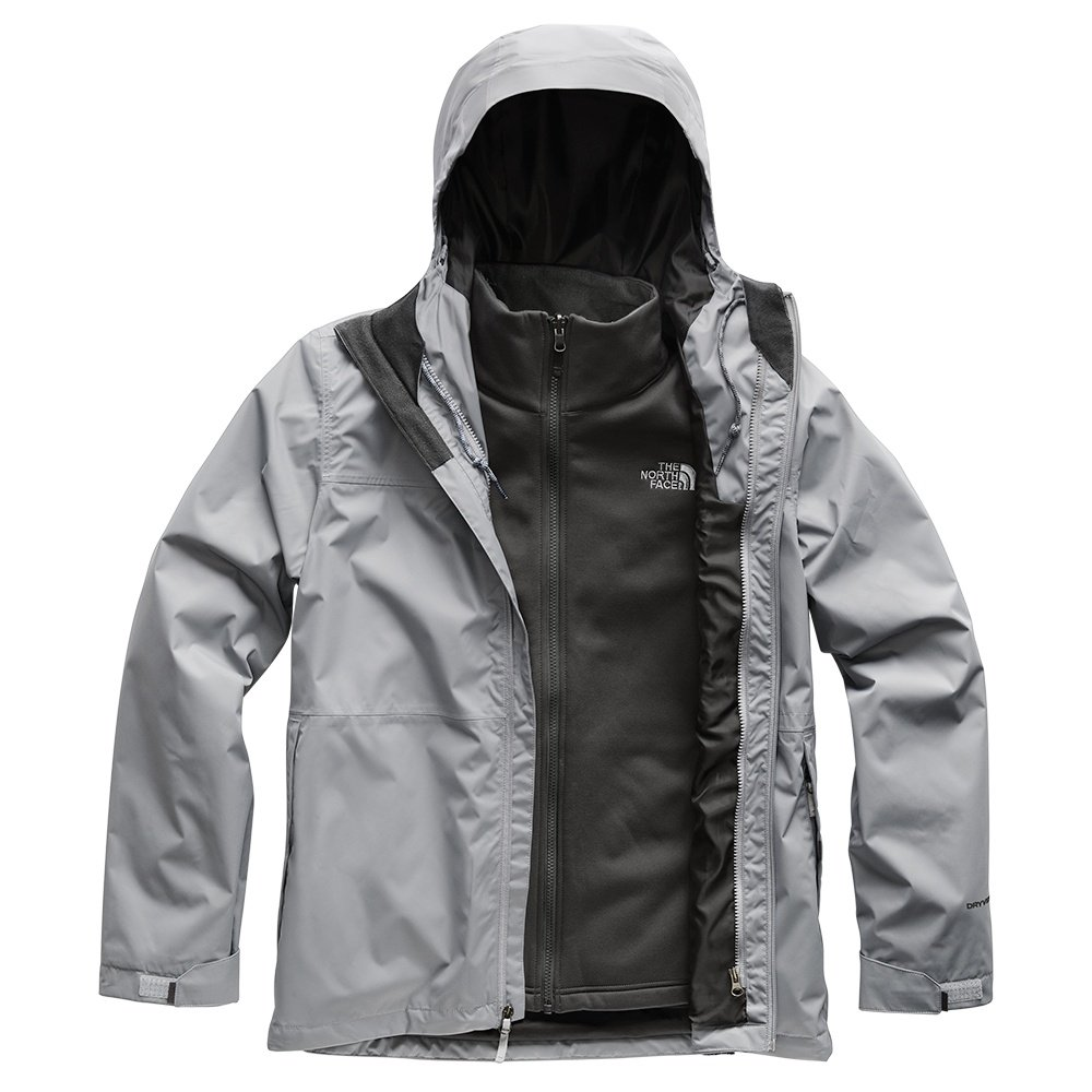 The North Face Arrowood Triclimate Jacket (Men's) - Mid Grey