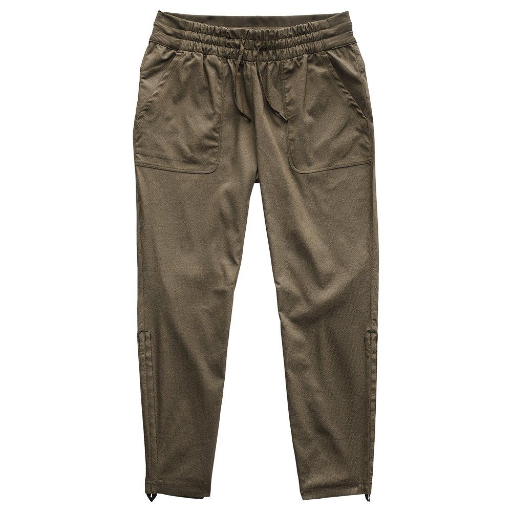 The North Face Aphrodite Motion Pant 2.0 (Women's) - New Taupe Green Heather