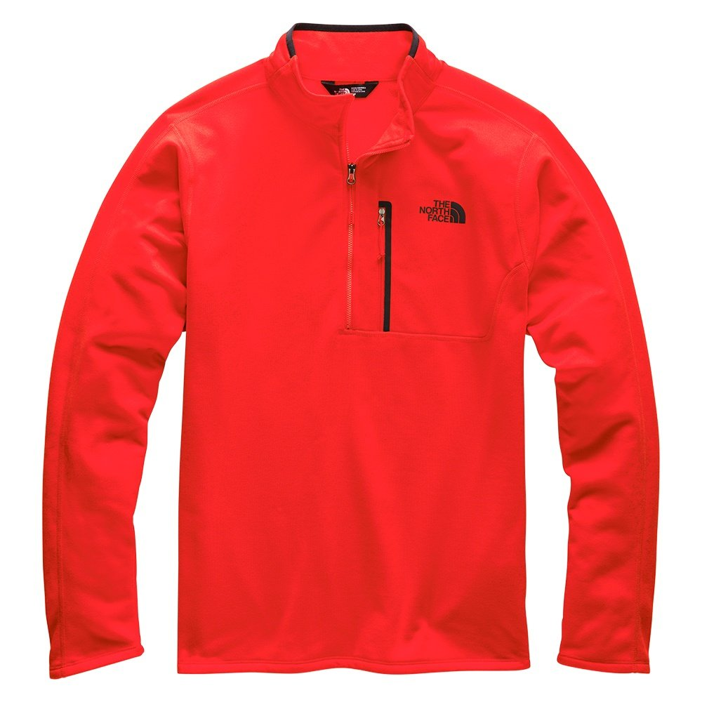 The North Face Canyonlands 1/2-Zip Sweater (Men's) - Fiery Red