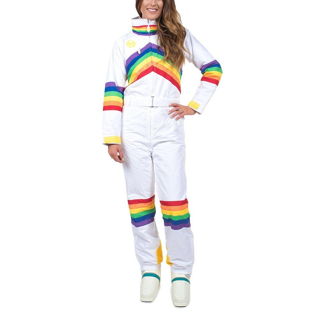 Tipsy Elves Sunrise Shredder Ski Suit (Women's) - Sunrise