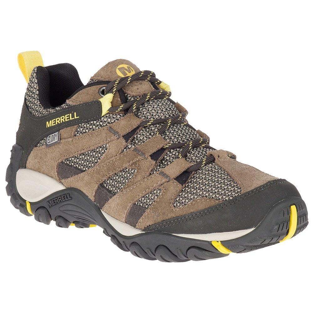 Merrell Alverstone Waterproof Hiking Boot (Women's) - Brindle