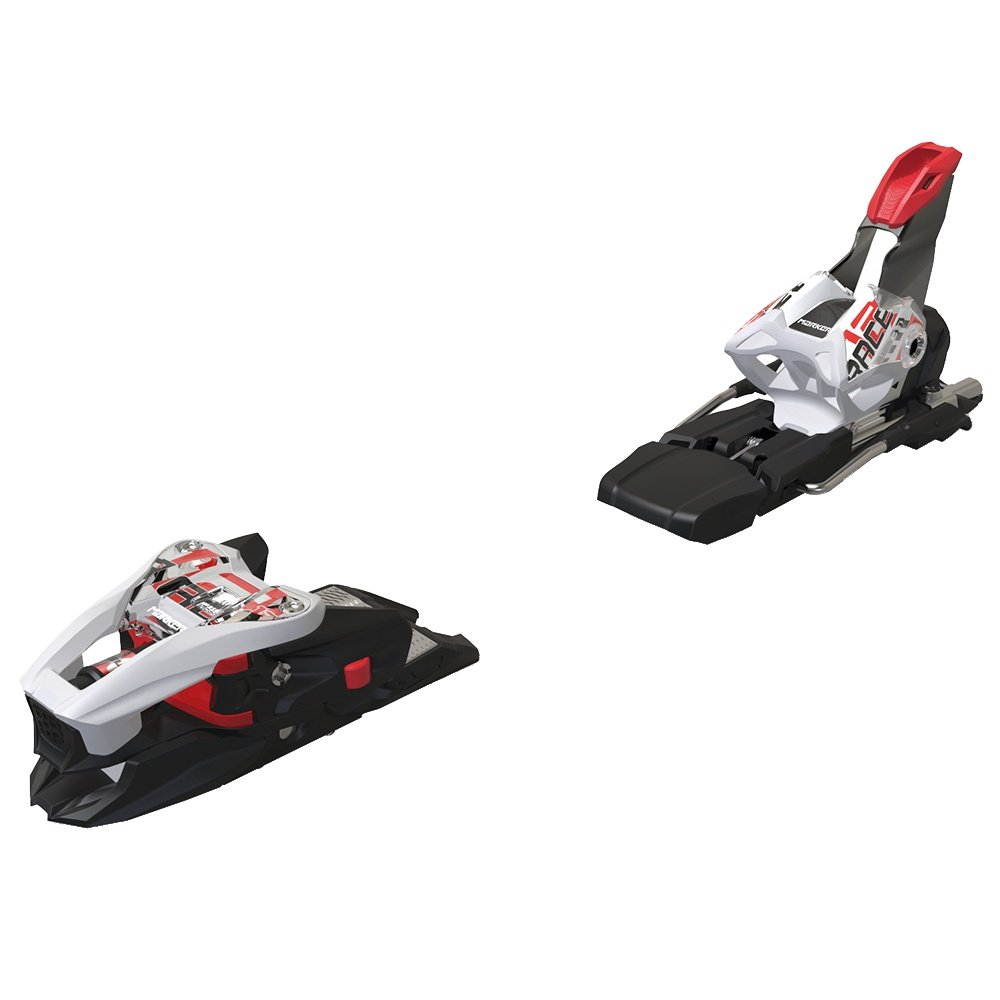 Marker Race Xcell 12 Ski Binding - White/Black/Red