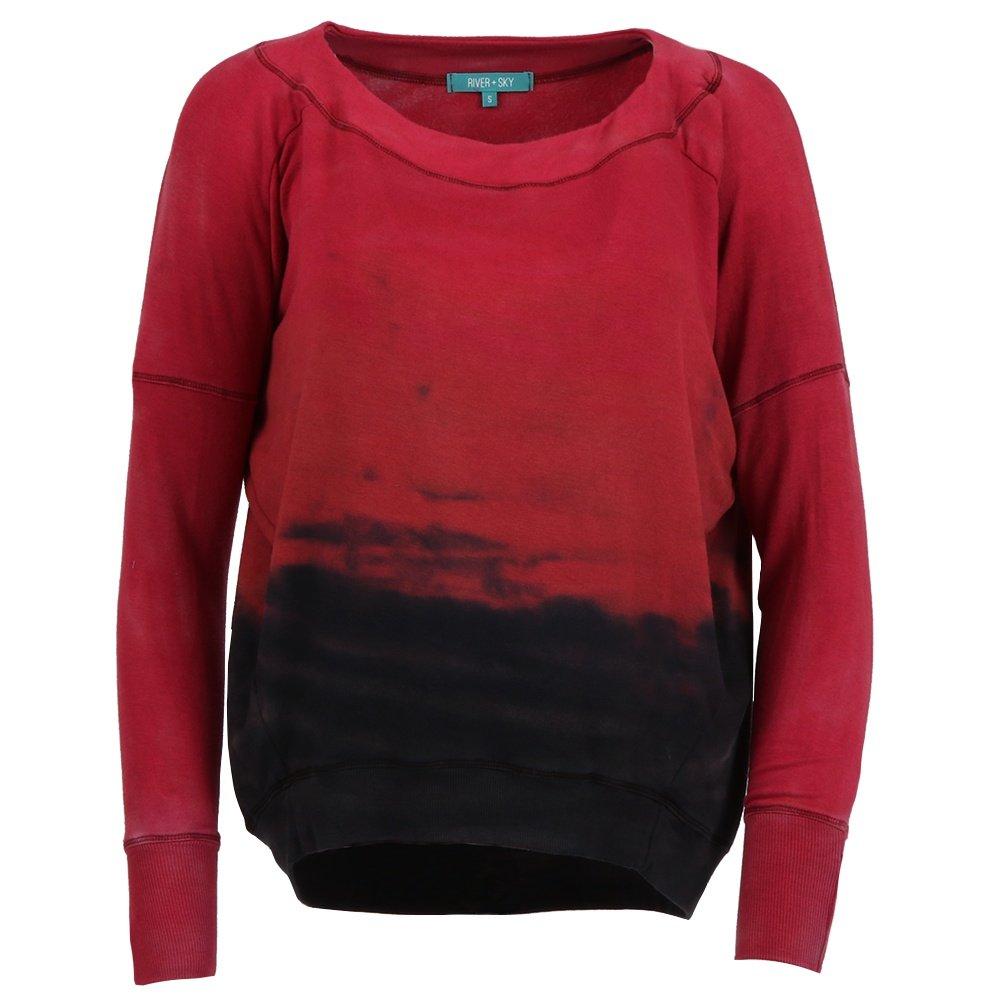 River + Sky London Sweatshirt (Women's) - Ruby
