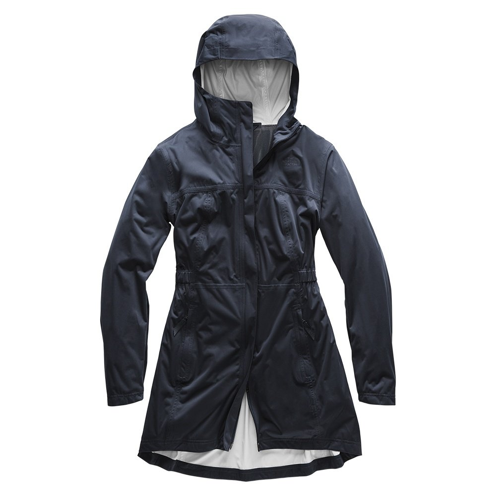 The North Face Allproof Stretch Parka (Women's) - Urban Navy