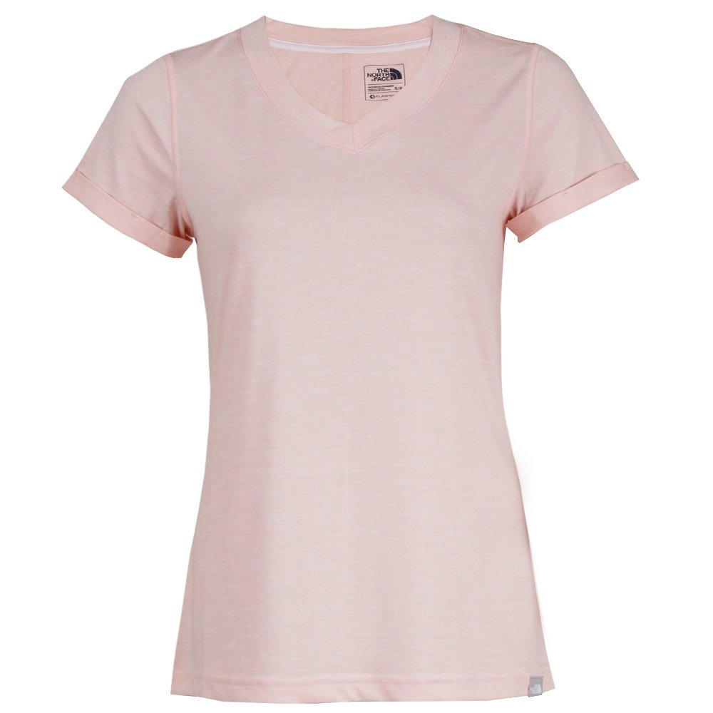 71cfe9427 The North Face HyperLayer FD Short Sleeve V-Neck Shirt (Women's ...