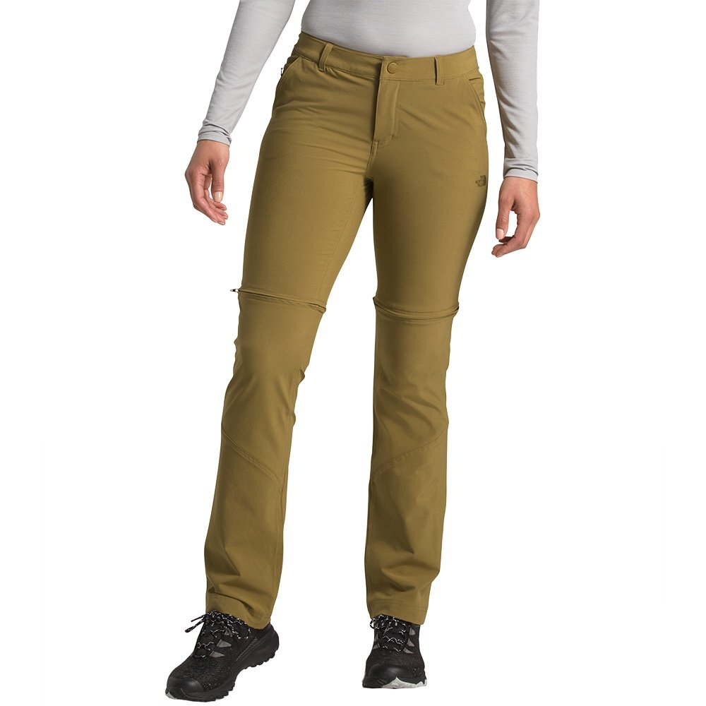 The North Face Paramount Convertible Pant (Women's) - British Khaki